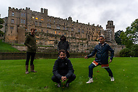 Hoosiers live at the picnic at the castle,Warwick Castle  photo by mark anton smith