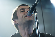 Liam Gallagher performs at Electric Brixton - 1 June 2017