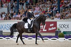 Werth Isabell, (GER), Weihegold OLD<br /> Grand Prix Kür - Deutsche Bank Preis<br /> CHIO Aachen 2016<br /> © Hippo Foto - Dirk Caremans<br /> 17/07/16