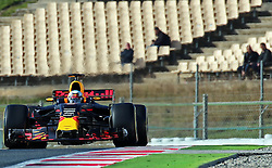 March 1, 2017 - Barcelona, Spain - The Red Bull of Max Verstappen during day three of Formula One winter testing at Circuit de Catalunya on March 1, 2017 in Montmelo, Spain. (Credit Image: © Jordi Galbany/NurPhoto via ZUMA Press)