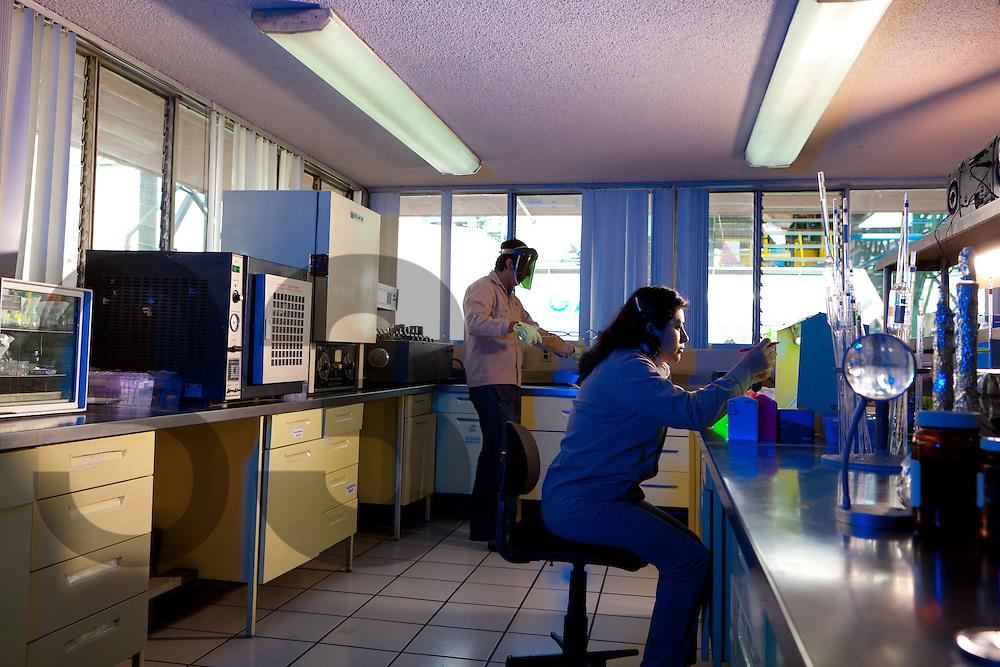 Resirene, parte de Grupo Kuo. Tlaxcala, Mexico