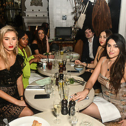 The Bachelor UK 2019 launch night - The girls private screening on Channel 5 at Beach Blanket Babylon on 4 March 2019, London, UK