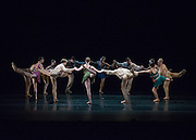 """Twyla Tharp 50 Anniversary Tour: """"Preludes and Fugues."""""""