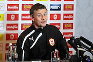 140314 Cardiff city FC press conference