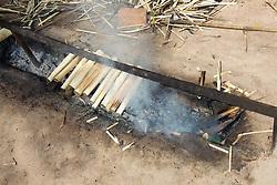 Kalaan Dessert in Bamboo