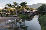 Rio Cuale in Puerto Vallarta, Mexico