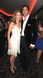 HUGH & ROSE VAN CUTSEM at the 2008 Boodles Boxing Ball in aid of the charity Starlight held at the Royal Lancaster Hotel, London on 7th June 2008.<br /> <br /> NON EXCLUSIVE - WORLD RIGHTS