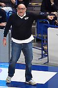 DESCRIZIONE : Bologna LNP A2 2015-16 Eternedile Bologna De Longhi Treviso<br /> GIOCATORE : Matteo Boniciolli<br /> CATEGORIA : Coach Fair Play Mani Direttive <br /> SQUADRA : Eternedile Bologna<br /> EVENTO : Campionato LNP A2 2015-2016<br /> GARA : Eternedile Bologna De Longhi Treviso<br /> DATA : 15/11/2015<br /> SPORT : Pallacanestro <br /> AUTORE : Agenzia Ciamillo-Castoria/A.Giberti<br /> Galleria : LNP A2 2015-2016<br /> Fotonotizia : Bologna LNP A2 2015-16 Eternedile Bologna De Longhi Treviso