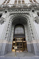 Woolworth Building in New York October 2008