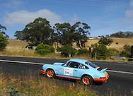 Greg Cook & Roger Vella .1973 Porsche 911 Carrera RS.Day 2.Targa Wrest Point 2009.Southern Tasmania.1st of February 2009.(C) Joel Strickland Photographics.