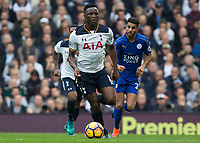 Football - 2016 / 2017 Premier League - Tottenham Hotspur vs. Leicester City<br /> <br /> Victor Wanyama of Tottenham at White Hart Lane.<br /> <br /> COLORSPORT/DANIEL BEARHAM