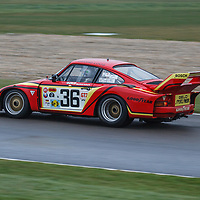 #36, Porsche 935/77A (1977), confirmed driver: Stephan Meyers, Group 5 Special Production at Goodwood 76th Members Meeting, Goodwood Motor Circuit, on 17.03.2018