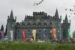 The Connect festival in Inveraray Castle.<br /> ©Pic : Michael Schofield.