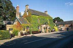 The Rockingham Arms public house Wentworth<br />  10 September 2015<br />  Image © Paul David Drabble <br />  www.pauldaviddrabble.co.uk