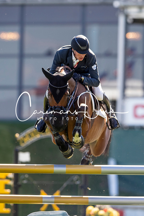 Clemens Pieter, BEL, Quintini<br /> Spruce Meadows Masters - Calgary 2019<br /> © Dirk Caremans<br />  04/09/2019
