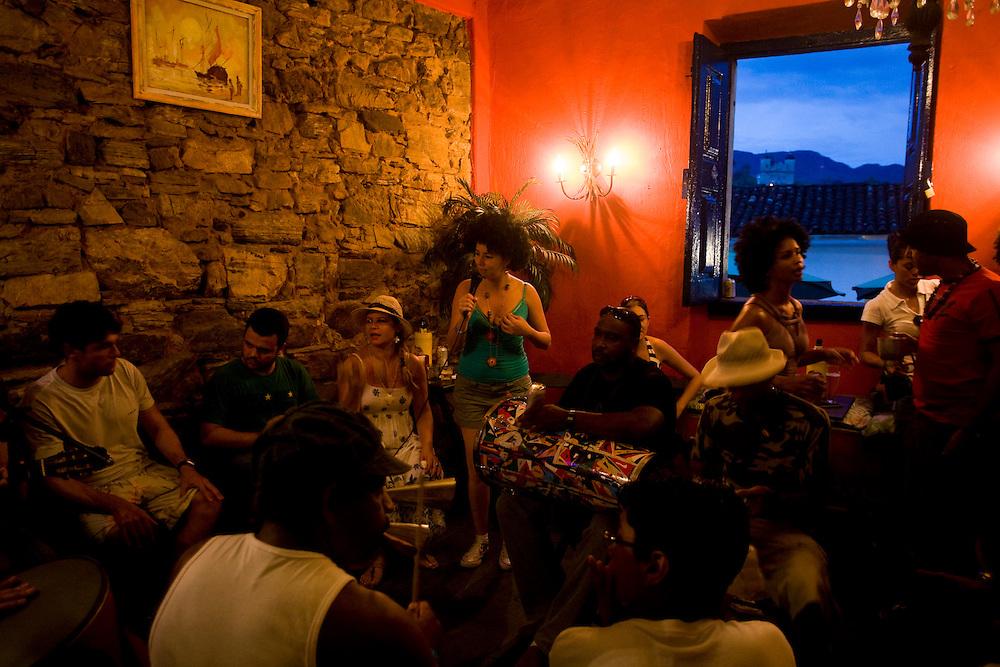 Mariana_MG, Brasil...Carnaval em Mariana...The carnival in Mariana...Foto: LEO DRUMOND / NITRO
