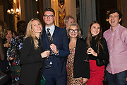 JACK CHARLESWORTH, TenTen. The Government Art Collection/Outset Annual Award. Champagne reception to announce the inaugural artist Hurvin Anderson and unveil his 2018 print. Locarno Suite, Foreign and Commonwealth Office. SW1. 2 October 2018