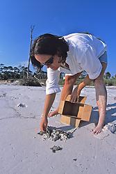Erin Mcmichael Releasing  Hatchlings