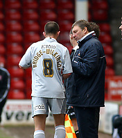 Photo: Dave Linney.<br />Walsall v Bradford City. Coca Cola League 1. 25/03/2006.<br />Colin Todd
