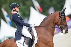 Klimke Ingrid, (GER), Horseware Hale Bob   <br /> Dressage - CIC3* Luhmuhlen 2016<br /> © Hippo Foto - Jon Stroud<br /> 17/06/16