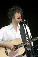 The Waterboys - Mike Scott, Glastonbury Festival, Somerset, Britain - 29 June 2003.