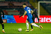 Connor Jennings. Stockport County FC 0-1 West Ham United FC. Emirates FA Cup 4th Round. 11.1.21
