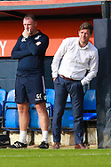 Bristol Rovers manager Darrell Clarke during the EFL Sky Bet League 1 match between Luton Town and Bristol Rovers at Kenilworth Road, Luton, England on 15 September 2018.
