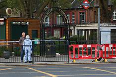 Park Lane Shooting