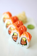 Salmon Inside out Sushi