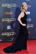 111015 'Hunger Games: Mockingjay Part 2', Madrid  Premiere