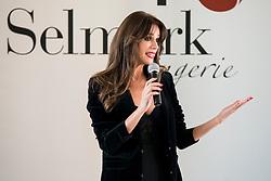 15.10.2015, Circulo de Bellas Artes, Madrid, ESP, Senmark Jubiläums Fashion Show, im Bild Mar Saura // during the Senmark 40th. Aniversary Fashion Show at the Circulo de Bellas Artes in Madrid, Spain on 2015/10/15. EXPA Pictures © 2015, PhotoCredit: EXPA/ Alterphotos/ BorjaB.hojas<br /> <br /> *****ATTENTION - OUT of ESP, SUI*****