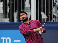 Golf - 2018 Sky Sports British Masters - Sunday, Fourth Round<br /> <br /> Edoardo Molinari of Italy, at Walton Heath Golf Club.<br /> <br /> COLORSPORT/ANDREW COWIE