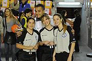 DESCRIZIONE : Roma Lega A 2011-12  Acea Virtus Roma Benetton Treviso<br /> GIOCATORE : arbitro<br /> CATEGORIA : ritratto<br /> SQUADRA : <br /> EVENTO : Campionato Lega A 2011-2012<br /> GARA : Acea Virtus Roma Benetton Treviso<br /> DATA : 01/04/2012<br /> SPORT : Pallacanestro<br /> AUTORE : Agenzia Ciamillo-Castoria/GiulioCiamillo<br /> Galleria : Lega Basket A 2011-2012<br /> Fotonotizia : Caserta Lega A 2011-12 Acea Virtus Roma Benetton Treviso<br /> Predefinita :
