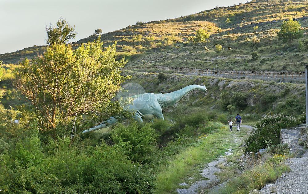 Ruta de los Dinosaurios, Valle del Cidacos. La Rioja. España ©Daniel Acevedo / PILAR REVILLA