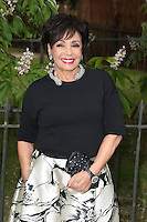 Shirley Bassey, The Serpentine Gallery Summer Party, Serpentine Gallery, London UK,  06 July 2016, Photo by Richard Goldschmidt