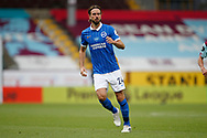 Brighton and Hove Albion midfielder Davy Propper (24) during the Premier League match between Burnley and Brighton and Hove Albion at Turf Moor, Burnley, England on 26 July 2020.
