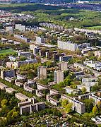Nederland, Zuid-Holland, Den Haag, 09-05-2013; de wijk Mariahoeve..QQQ.luchtfoto (toeslag op standard tarieven).aerial photo (additional fee required).copyright foto/photo Siebe Swart
