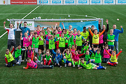 04-04-2019 NED: Selection day BvdGF DiabetesCup 2019, Noordwijk<br /> The DiabetesCup is the Dutch Football Championship for children with diabetes. In April 2019 there is a selection day in every province. The best 10 football players per province are selected there. Then they have time to train with their team. On 29 June 2019, 12 provinces will compete for the national title in the PEC Zwolle stadium.