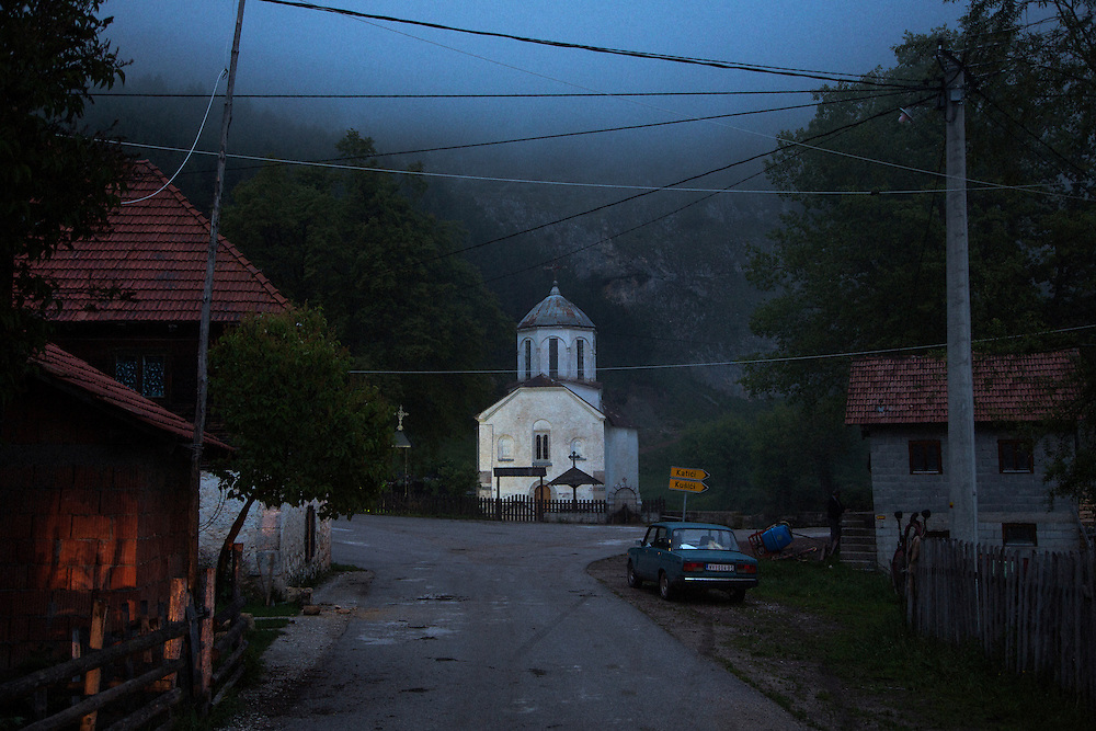 Travel in Serbia<br /> The rural village of Stitkovo.<br /> <br /> June 2013<br /> Matt Lutton