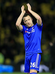 File photo dated 03-02-2016 of Chelsea's John Terry