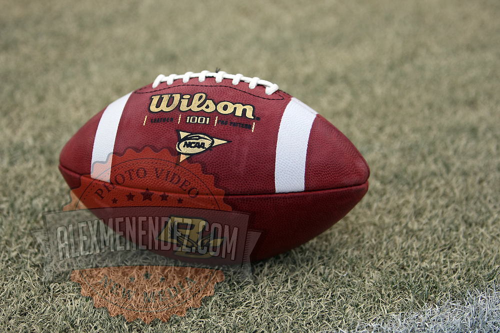 A Boston College team football during an NCAA football game between the Boston College Eagles and the UCF Knights at Bright House Networks Stadium on Saturday, September 10, 2011 in Orlando, Florida. (AP Photo/Alex Menendez)