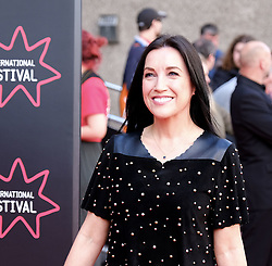 Edinburgh International Film Festival 2019<br /> <br /> Mrs Lowry And Son (World Premiere, closing night gala)<br /> <br /> Pictured: Fiona Ufton<br /> <br /> Aimee Todd   Edinburgh Elite media