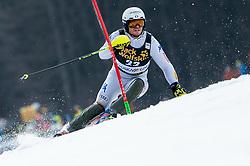 RAZZOLI Giuliano of Italy during the Audi FIS Alpine Ski World Cup Men's Slalom 58th Vitranc Cup 2019 on March 10, 2019 in Podkoren, Kranjska Gora, Slovenia. Photo by Matic Ritonja / Sportida