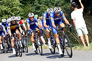 Niki Terpstra (NED - QuickStep - Floors) during the Tour de France 2018, Stage 4, Team Time Trial, La Baule - Sarzeau (195 km) on July 10th, 2018 - Photo Luca Bettini / BettiniPhoto / ProSportsImages / DPPI