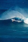 Windsurfer, Jaws, Peahi, Maui, Hawaii