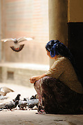 """Vientos de libertad prohibida, que adormecen una angustia insomne"".<br />