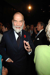 HRH PRINCE MICHAEL OF KENT at a lecture about a record-breaking trip by Kiting to the Centre of Antarctica by Henry Cookson, Rupert Longsdon and Rory Sweet held at the Royal Geographical Society on 31st October 2007.<br /><br />NON EXCLUSIVE - WORLD RIGHTS