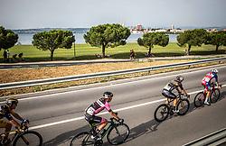 Tilen Finkst, Marko Pavlic, Anze Skok, Aljaz Colnar during Slovenian National Road Cycling Championships 2021, on June 20, 2021 in Koper / Capodistria, Slovenia. Photo by Vid Ponikvar / Sportida