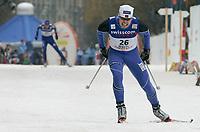 Arve Skaaren (NOR, Einzel-Sprints) © Manu Friederich/EQ Images