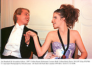 Joe Bamford & Alexandra Aitken.  1997  Crillon Haute Debutante Couture Ball. Crillon Hotel, Paris. 29/11/97. Film 97679f8<br />© Copyright Photograph by Dafydd Jones<br />66 Stockwell Park Rd. London SW9 0DA<br />Tel 0171 733 0108